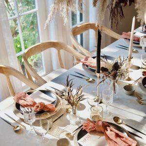 75 Thanksgiving Table Decoration Ideas - Zelen Home #thanksgivingdecor #thanksgivingcenterpieces